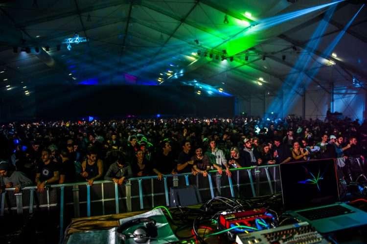 Marco Carola est de retour à Paris dans un hangar de 3 000 personnes