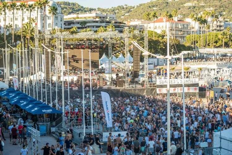 [Report] Un week-end entre techno, électro et sable chaud à Cannes
