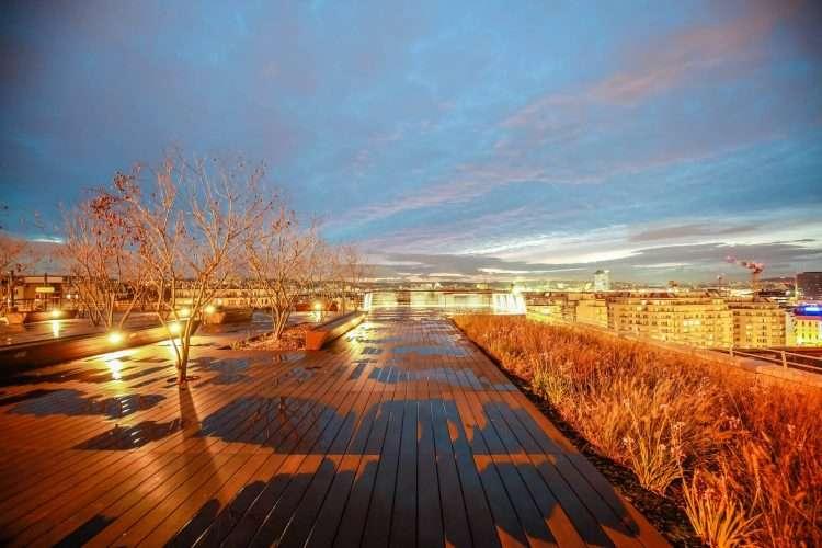 [PHOTOS] Découvrez l'intérieur et la terrasse du nouveau club parisien de 1 000 m²