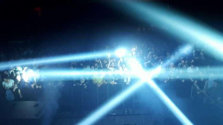 [Nantes] 2 nuits de festival aux côtés de Rebekah, Ansome ou Kevin Saunderson dans 3 000 m² de hangar