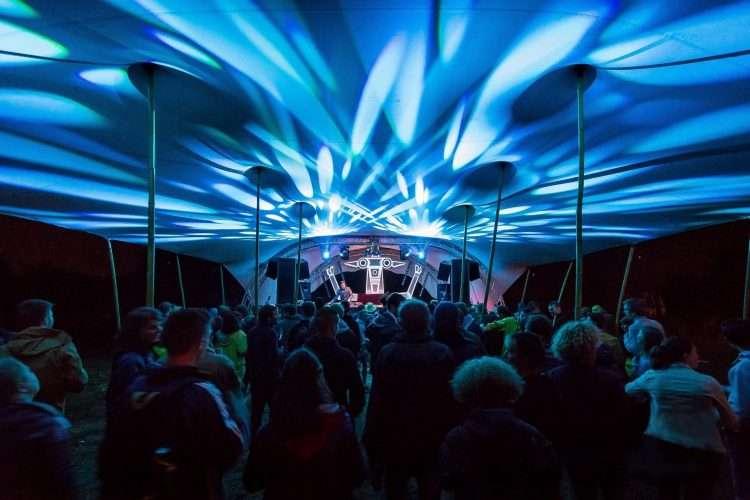 [Normandie] Festival Le Siphon de l'Univers: 3 jours dans un lieu naturel protégé entre psytrance et acidcore