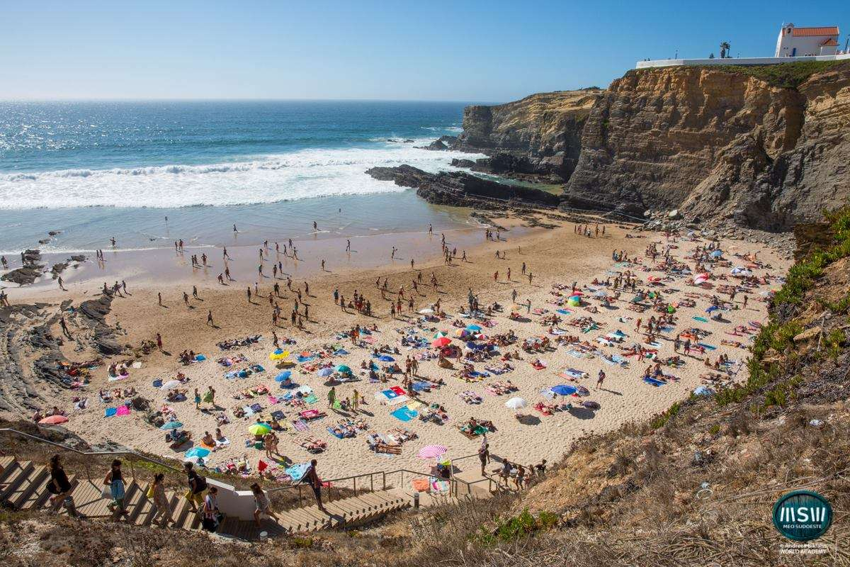 [Portugal] MEO Sudoeste Festival : 5 jours d'électro et hip hop à 2 pas des plus belles plages d'Europe
