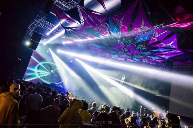 [St-Etienne] 1001 Bass Festival: 3 soirs entre techno, trance, acidcore et rap