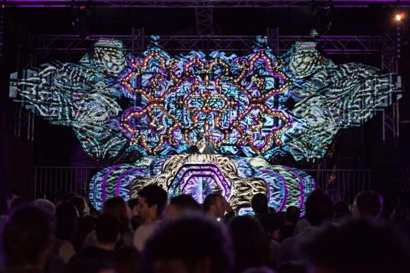 [Paris] Un nouvel an 100% psytrance et natural trance au Glazart avec Oreades Productions