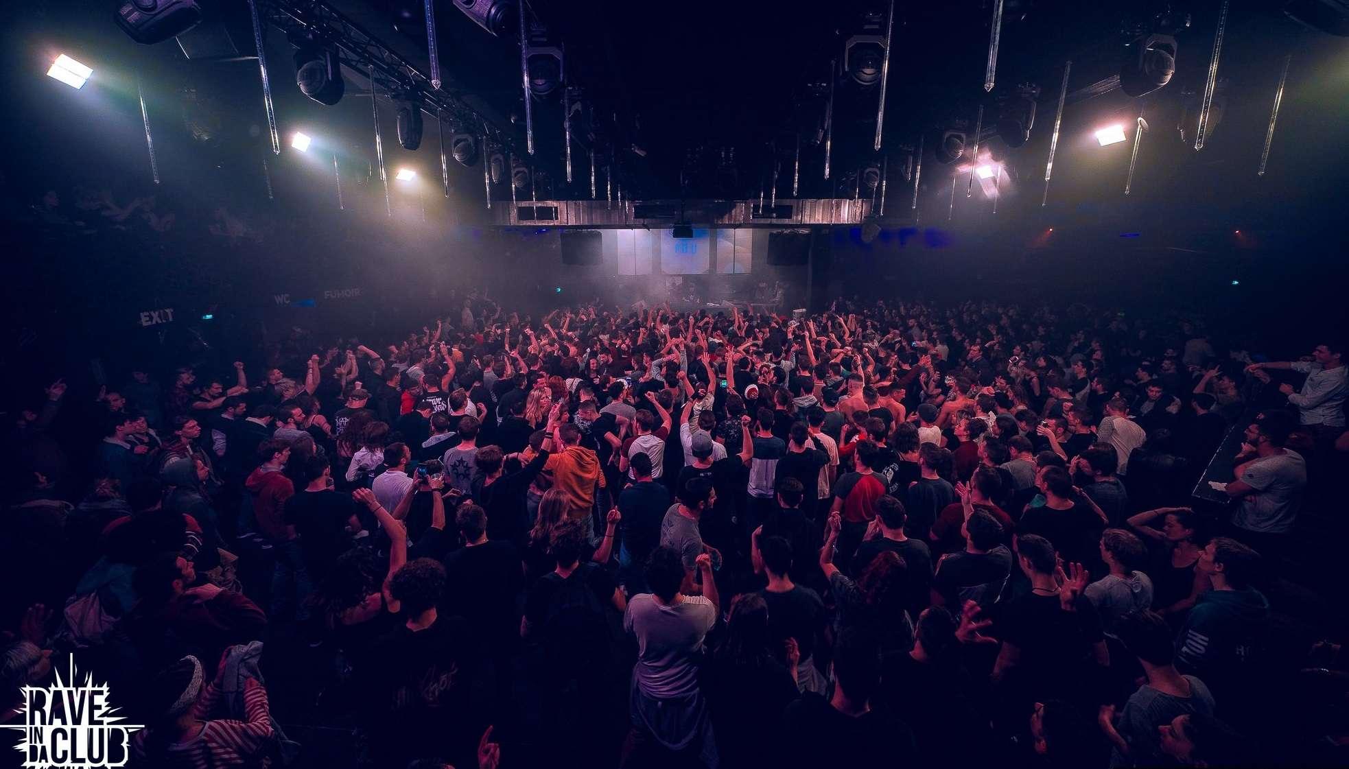 [Nantes] Le crew Rave In Da Club invite la crème de la scène hardcore et frenchcore française