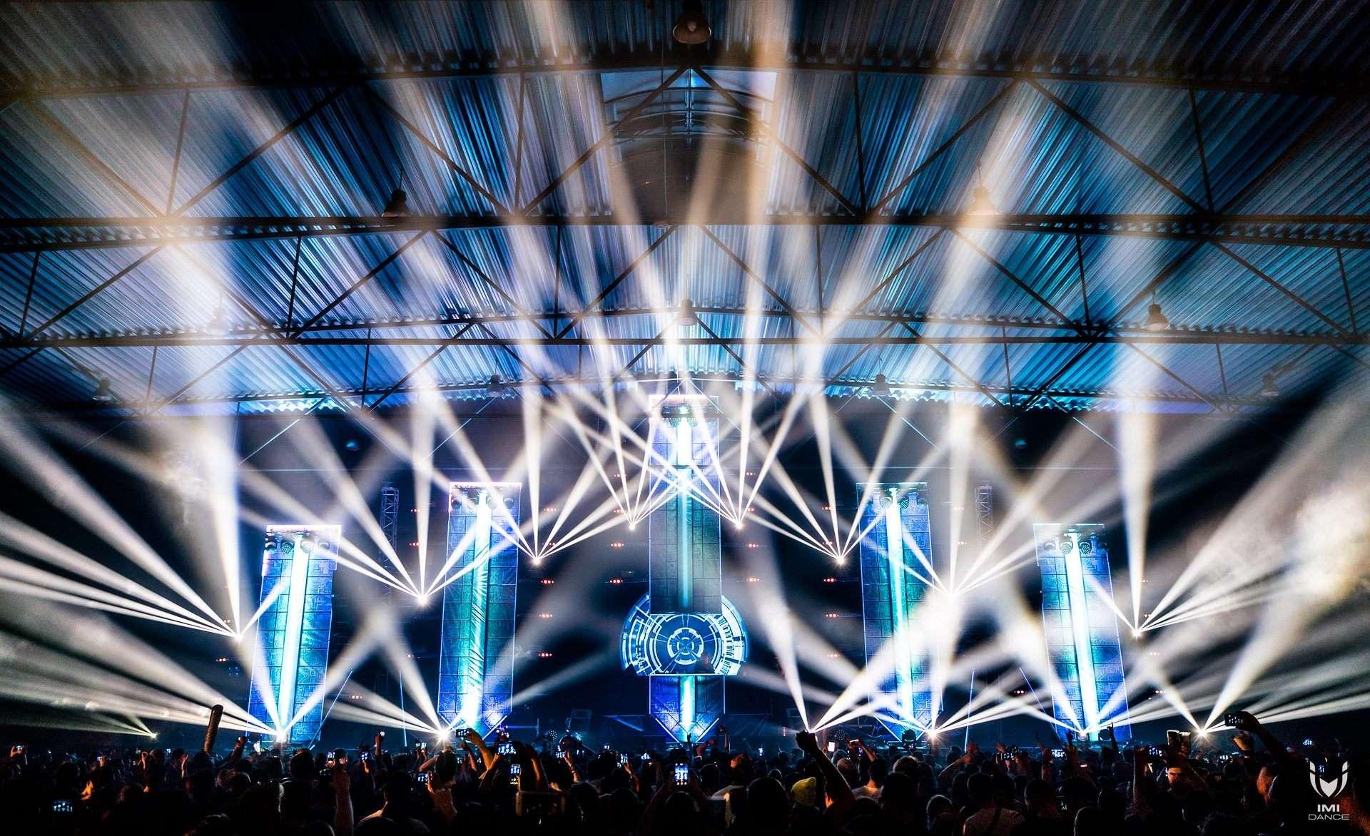 [Report] Imagination Festival : 10 heures de drum & bass au cœur du Parc des Expos de Prague