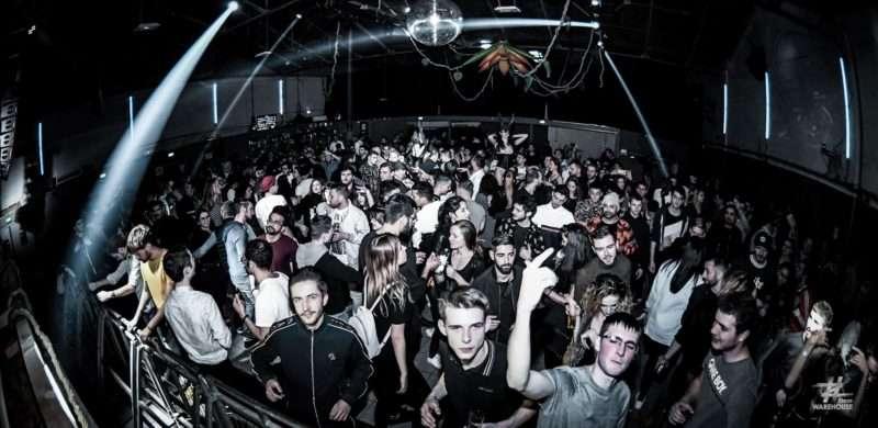 [Montpellier] 14 heures de marathon techno et tech house pour le nouvel an en warehouse