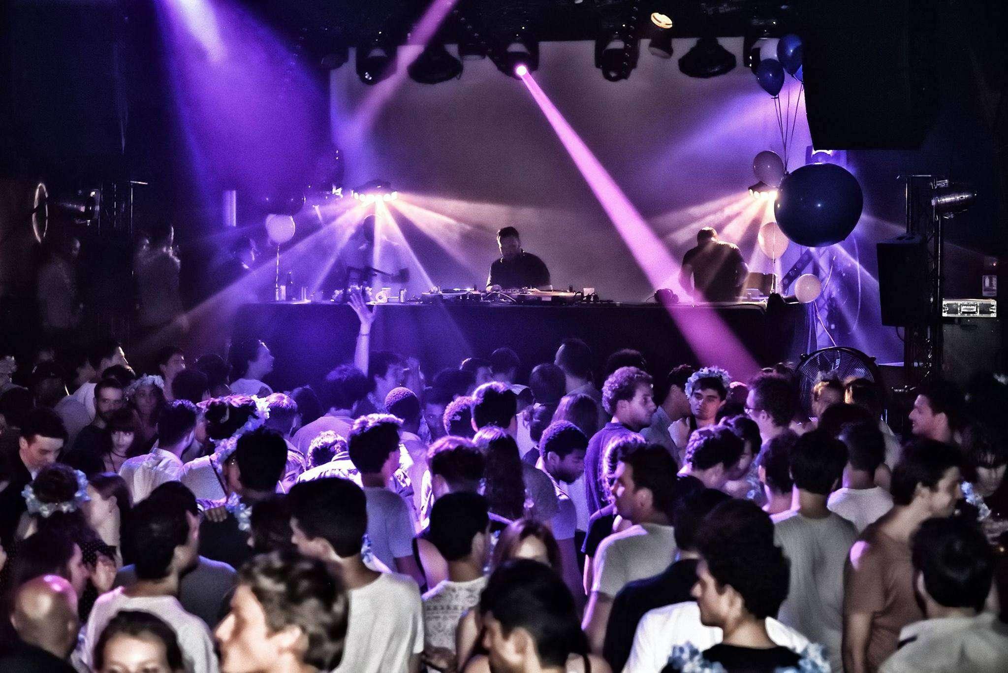 [Paris] Distrikt invite Point London pour une nuit à la pointe de l'underground au Nouveau Casino