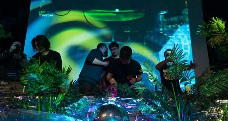 [Paris] Le crew SoundMotion présente la première édition de ses soirées Rawligion