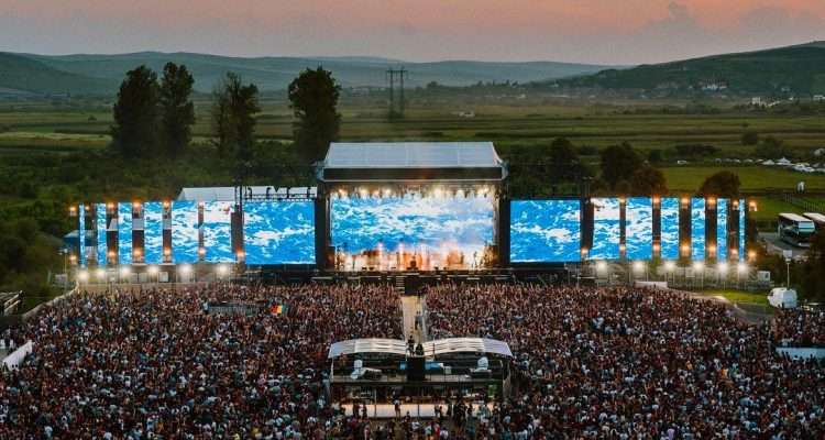 [Roumanie] Plus d'une centaine d'artistes attendus au pied d'un château à l'Electric Castle