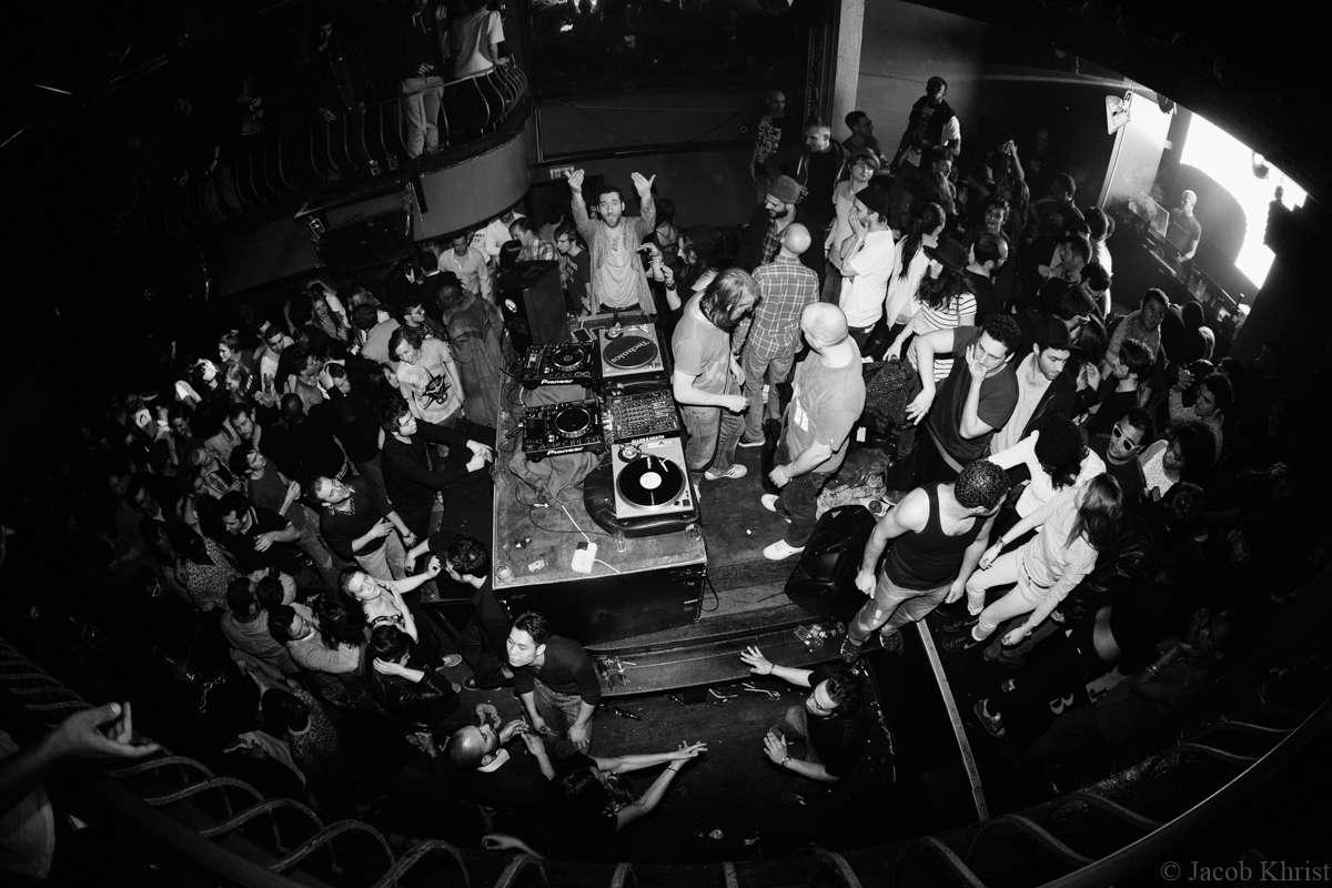 [Paris] Breakbeat, acid, lives techno et expositions à la release party de Quantic
