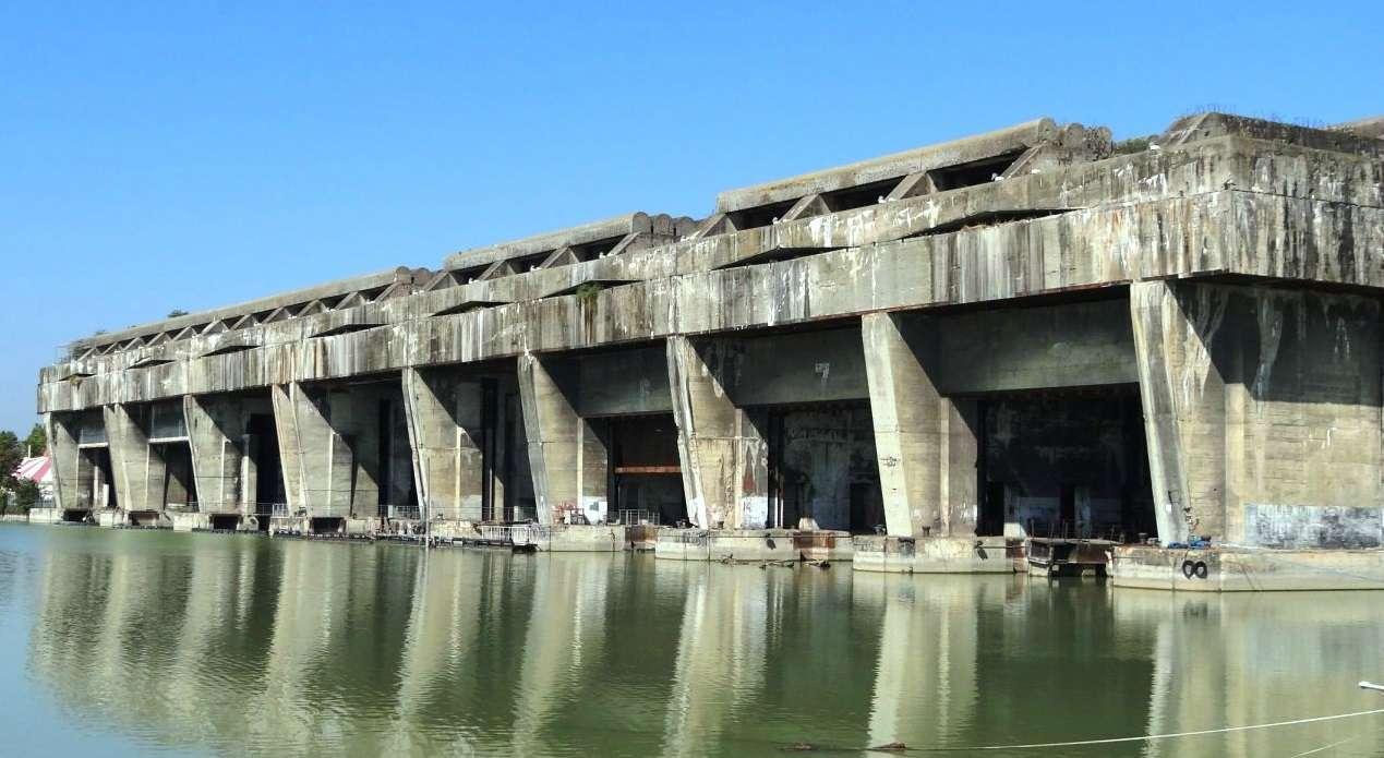 La première Boiler Room de Bordeaux prendra place dans la monumentale Base Sous-Marine