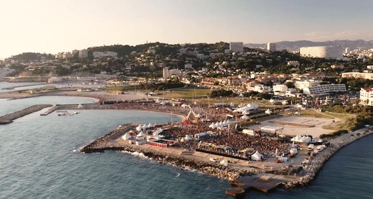 Delta Festival: 2 jours de techno, rap, psytrance et activités sur les plages de Marseille
