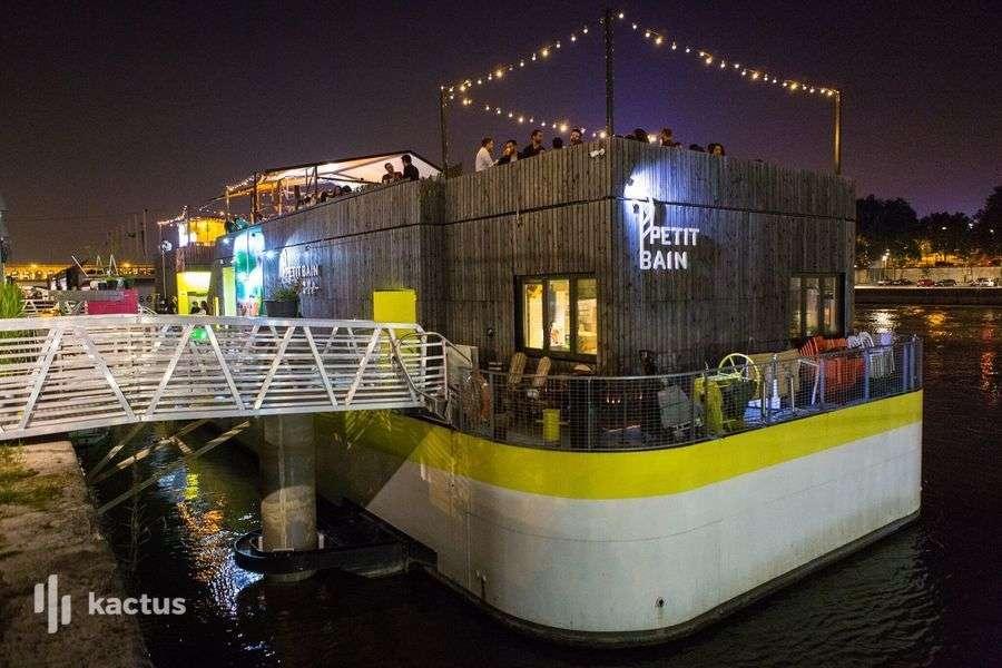 Nautilus : le collectif s'inspirant de Jules Vernes fête ses 1 an sur la Seine