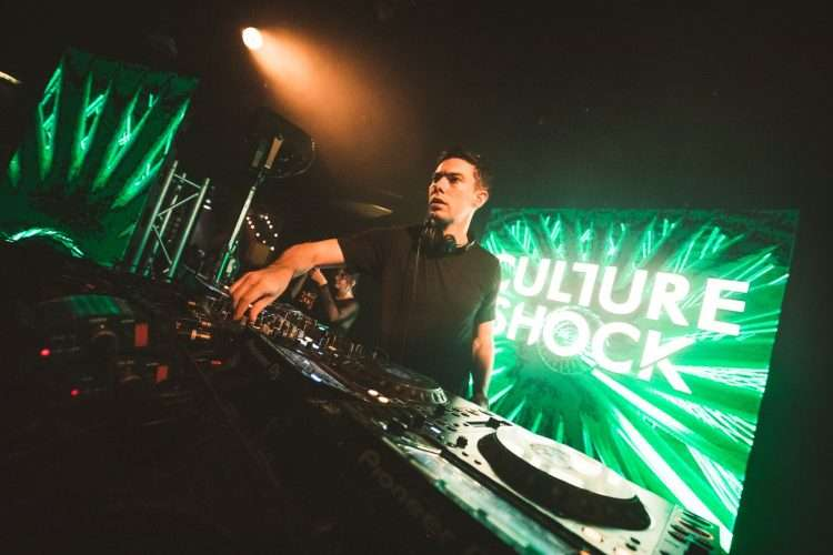 culture shock get in step drum a bass paris trabendo