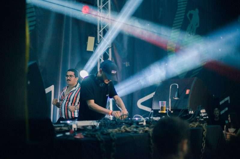 [Nantes] Contrepoint démarre 2020 en invitant Tim Tama et sa techno ravageuse