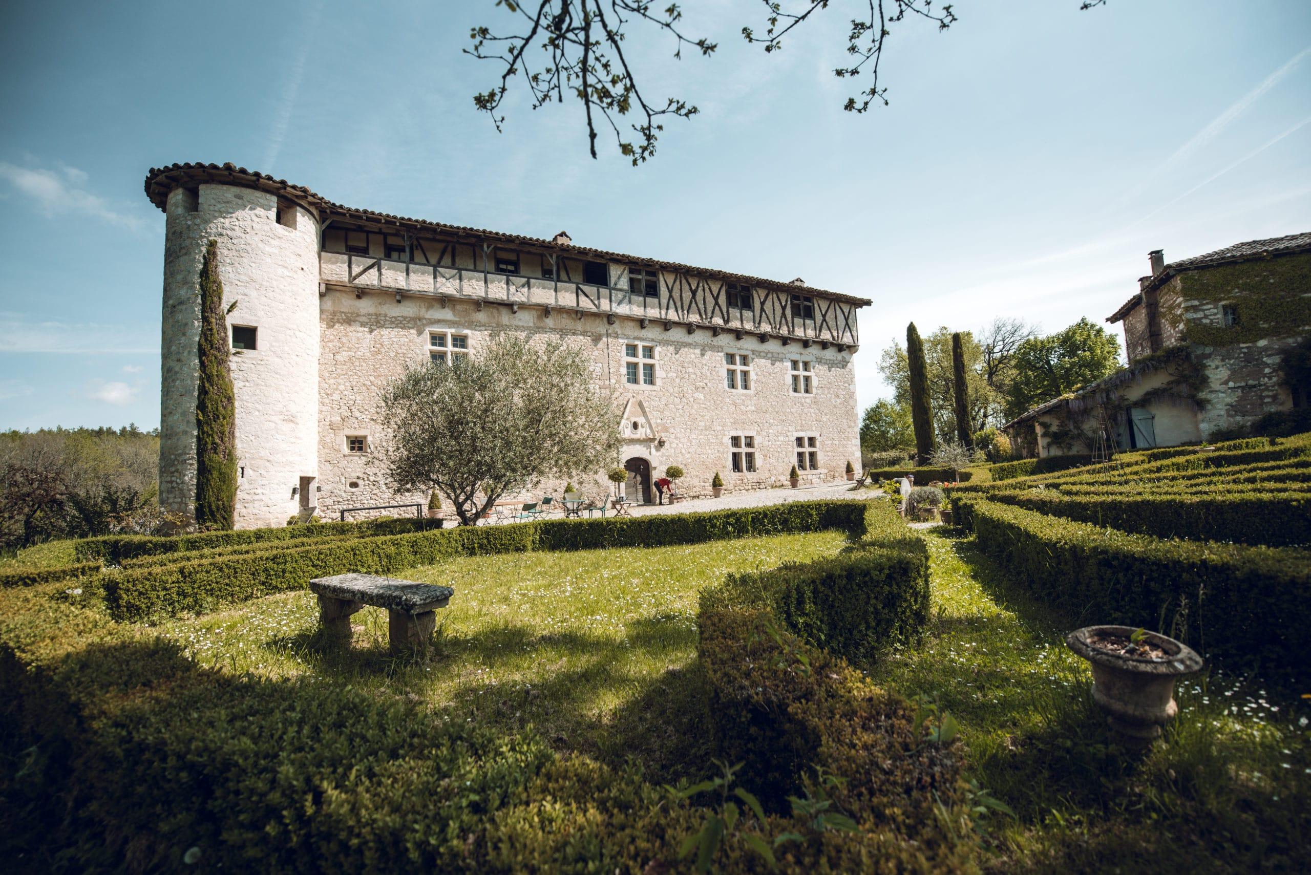 3 jours de house, vins naturels et spectacles au cœur d'un domaine viticole au Sensitive festival