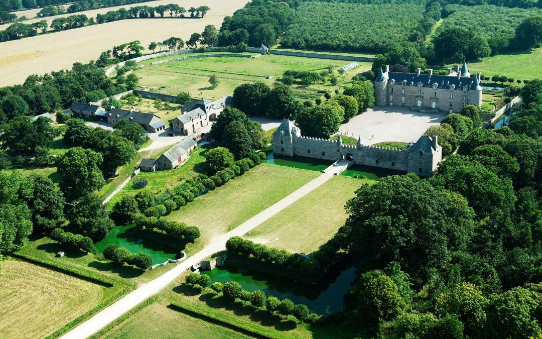 Second Degré : une rave de 15 heures non-stop va investir ce château breton du XIVème siècle