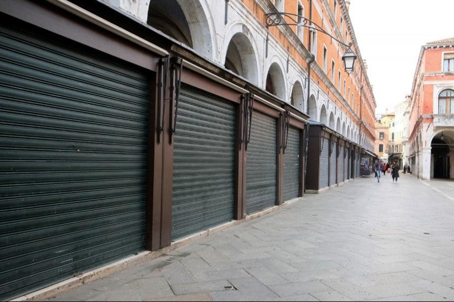 Les clubs et bars de toute l'Europe ferment leurs portes un à un suite au Coronavirus