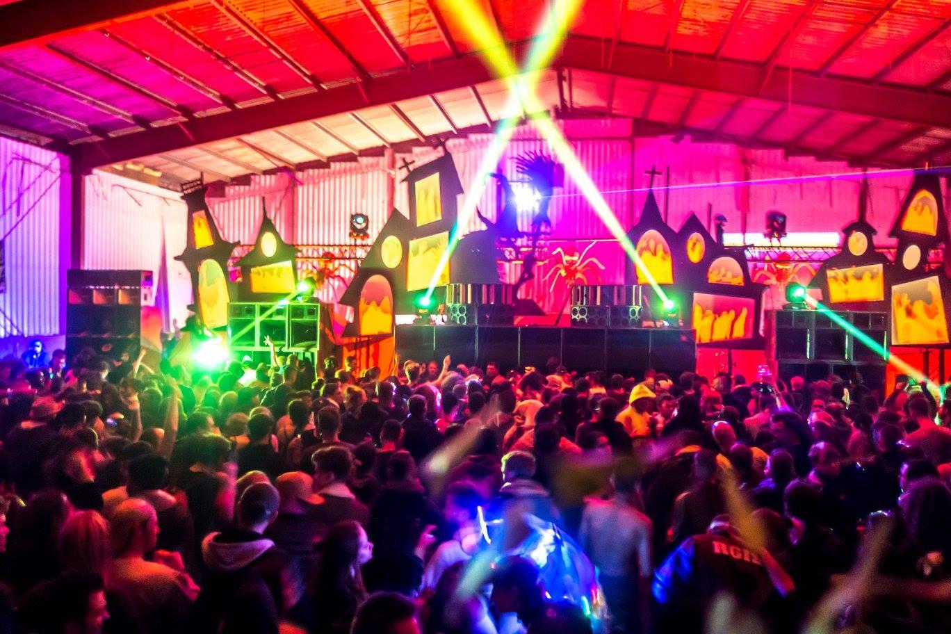 Les soundsystems 3672*Techno et Kraken Krew débarquent à Bordeaux entre hardcore et acid