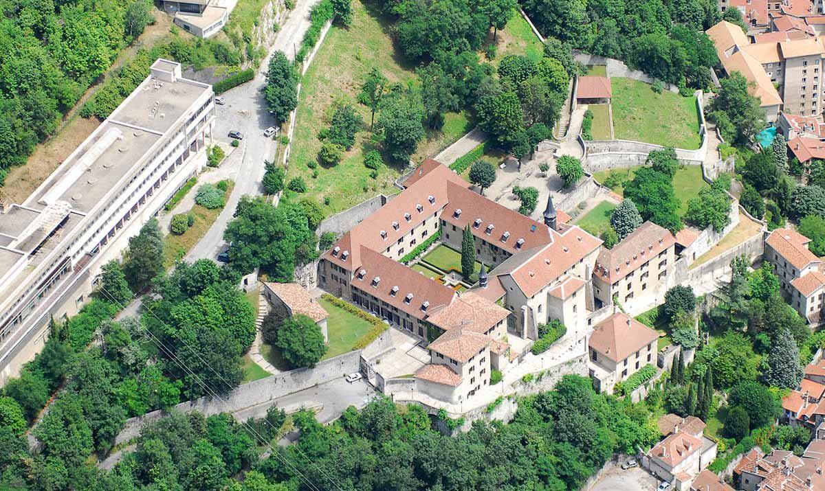 [Grenoble] Musée Électronique: deux jours de festival dans les jardins d'un ancien couvent