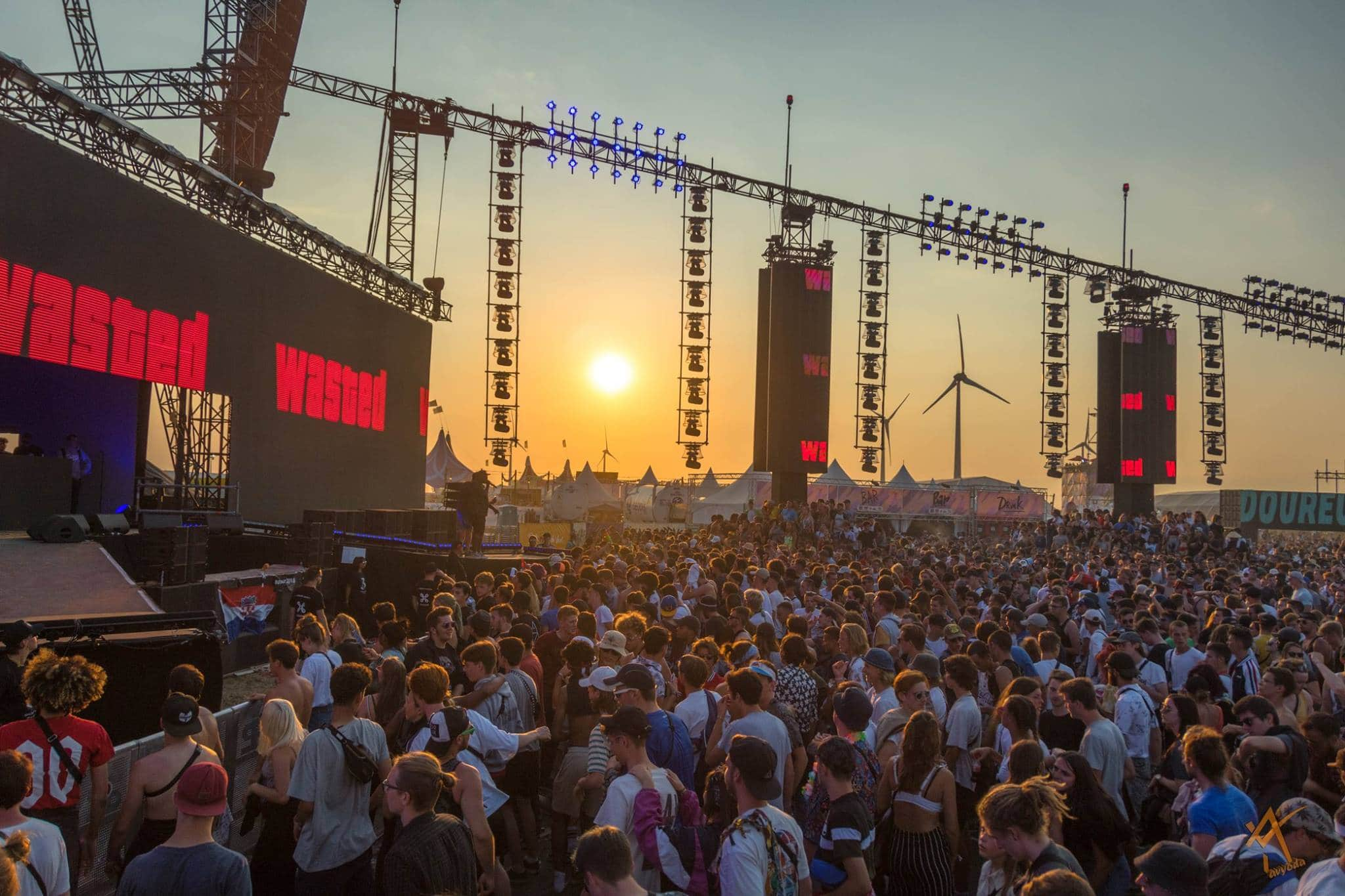 Dour Festival : 35 artistes techno, acid et drum and bass s'ajoutent sur la scène Elektropedia