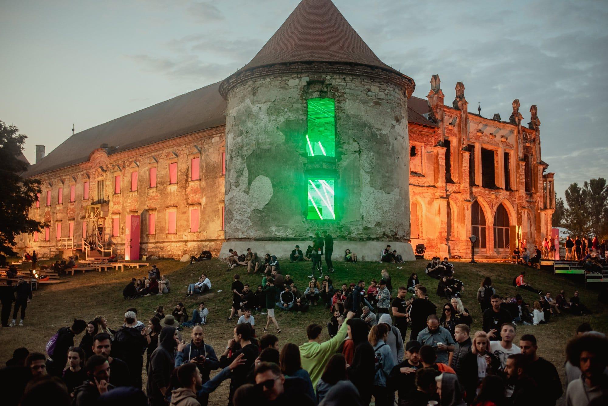 [Roumanie] Electric Castle festival : 5 jours entre techno, pop et rock au pied d'un château
