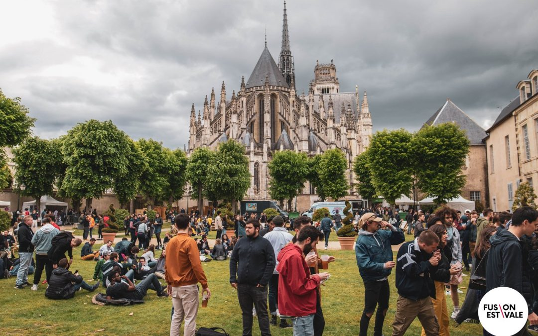 Un open air house de 2 jours va s'installer aux pieds de la Cathédrale d'Orléans