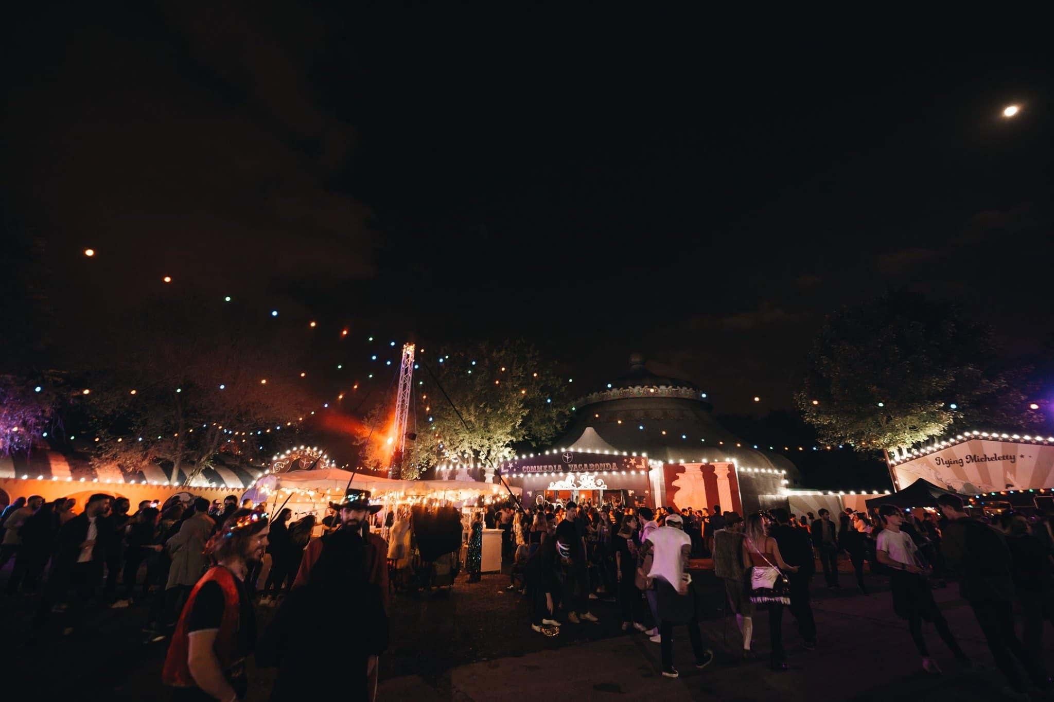 [Paris] Un cirque va se transformer en festival house de 12 heures à la soirée Madame Loyal