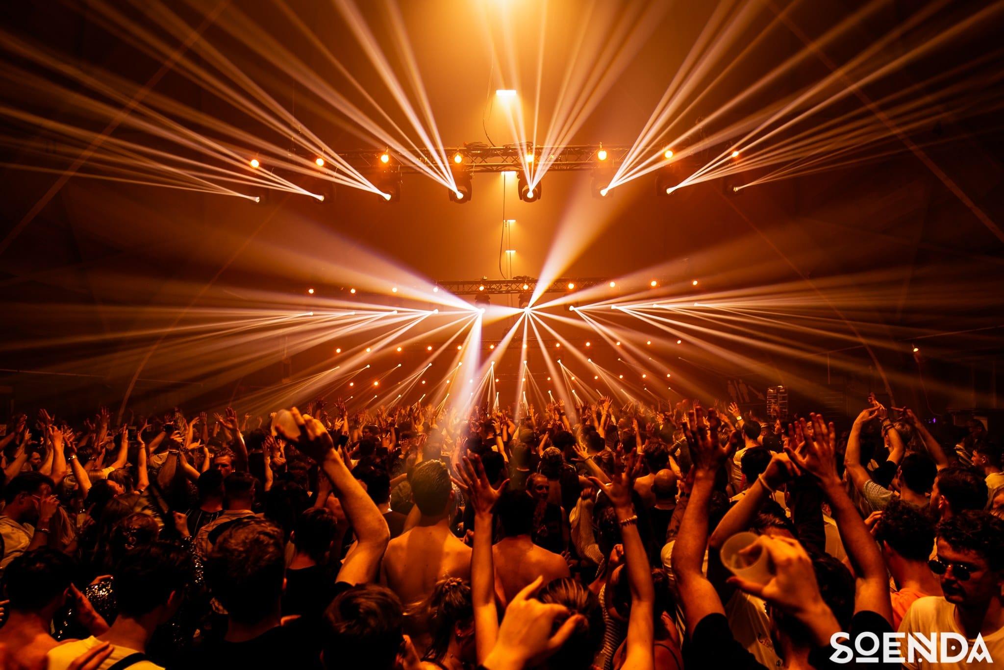 Soenda Indoor : le festival techno va être rediffusé en live ce vendredi soir