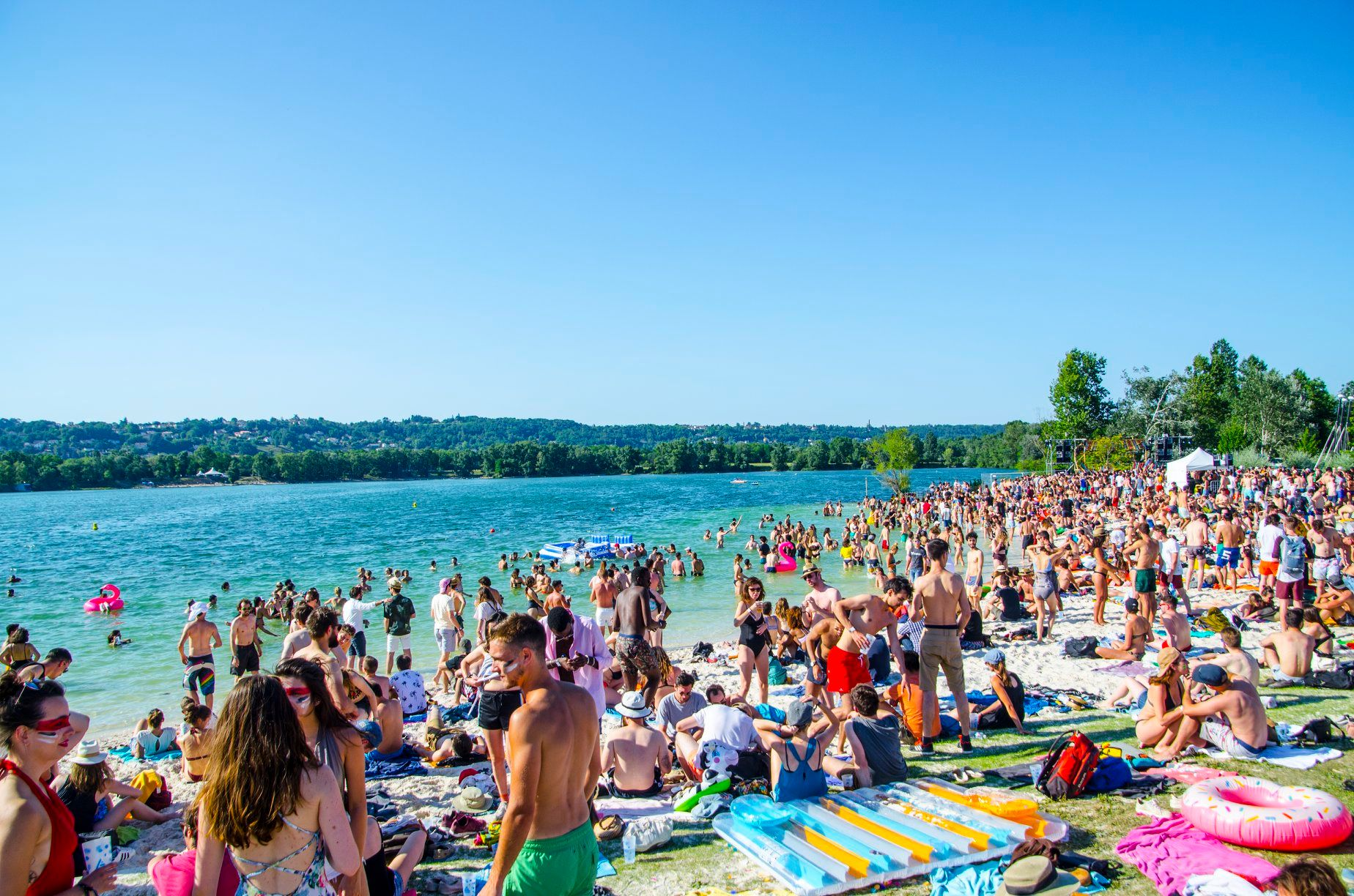 [Lyon] Kerri Chandler, Mall Grab, Joris Voorn ou AZF rejoignent la prog' de L'Evasion Festival
