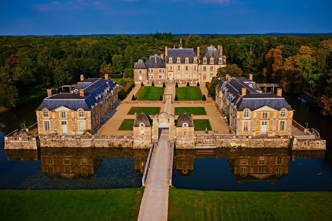 Cocorico Electro: 2 jours d'électro 100% française au pied de ce château du XVIIème siècle