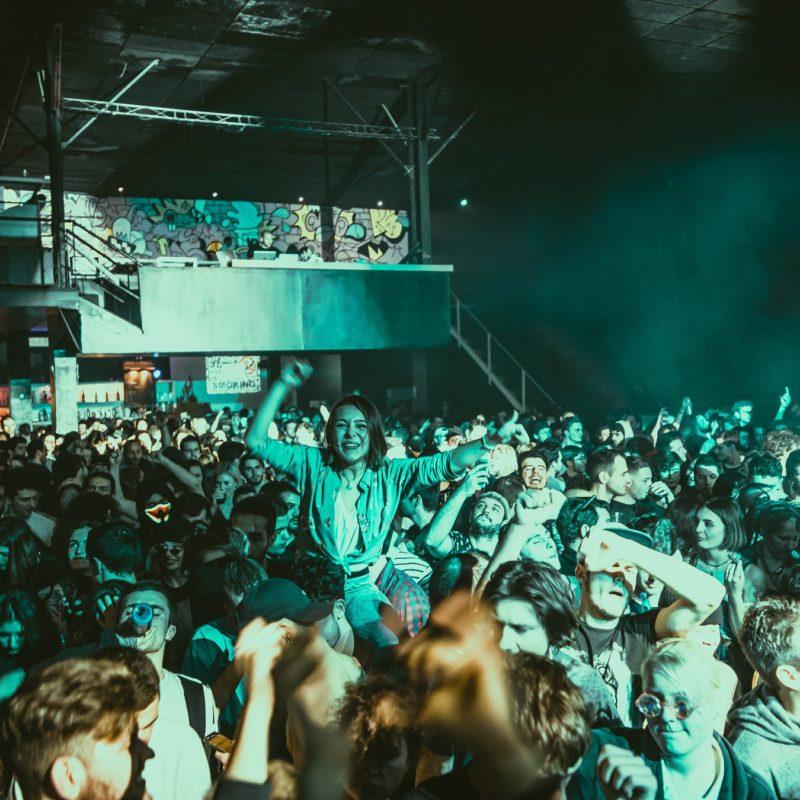 Hangar FL : techno industrielle, rave et acid attendue dans le plus gros club bordelais en mars