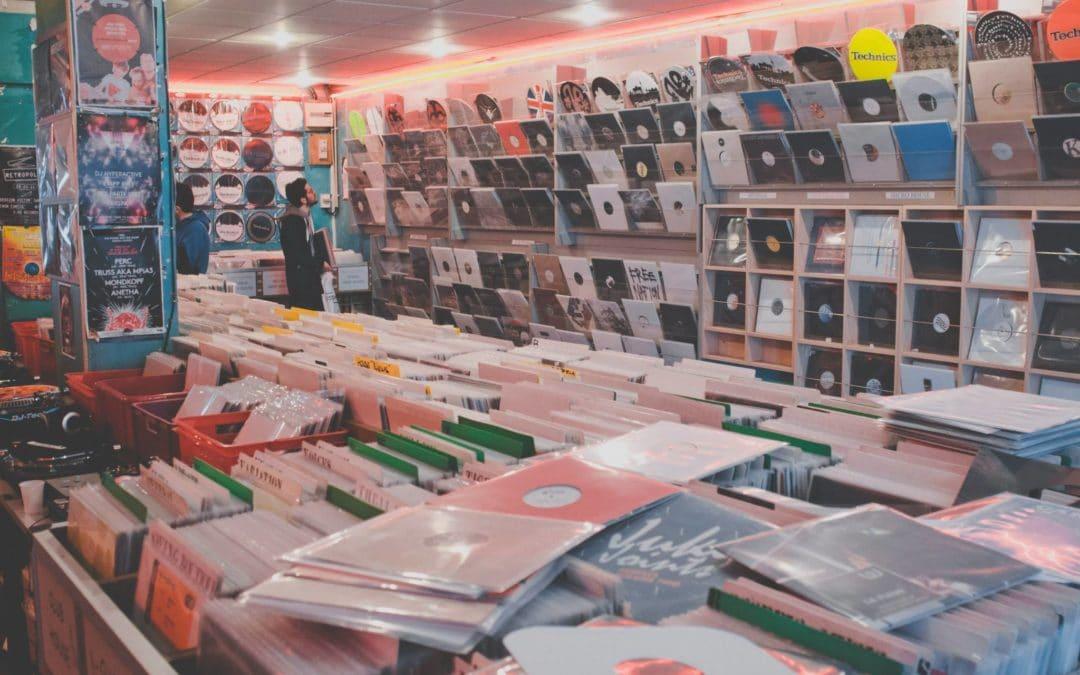 Albums, EP et VA : les sorties coups de cœur du mois par l'équipe Electro News