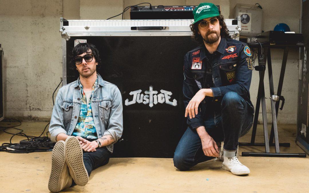 Justice : le duo electro prépare un quatrième album