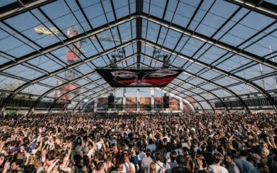 Le DGTL organise le plus grand festival digital techno du monde ce week-end