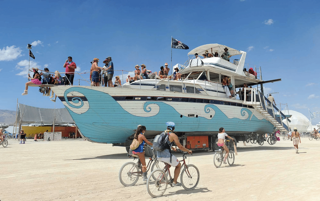Burning Man : le festival est annulé et sera remplacé par une édition virtuelle cette année