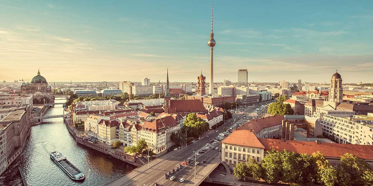 photo de la ville de berlin