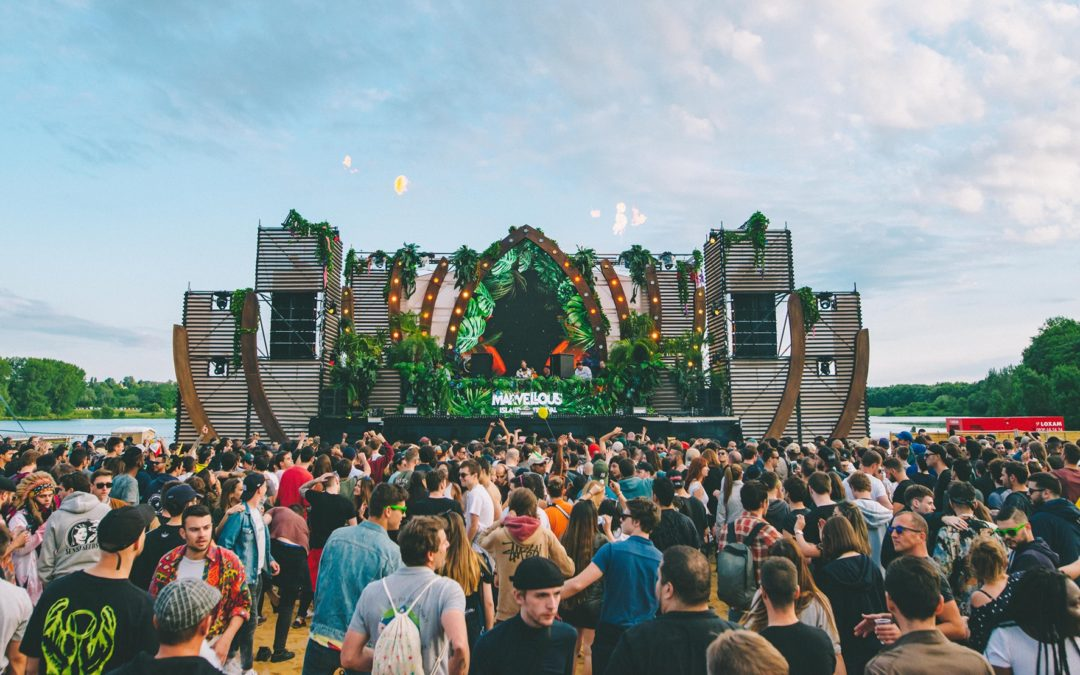 [Paris] Marvellous Island : le festival déplacé en septembre conserve son line up estival