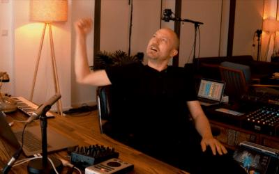 Paul Kalkbrenner annonce un deuxième livestream depuis son studio à Berlin