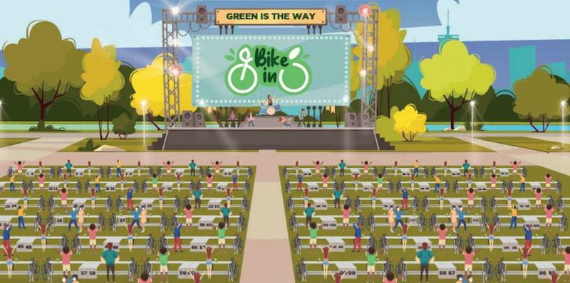 Photo du projet Bike-In