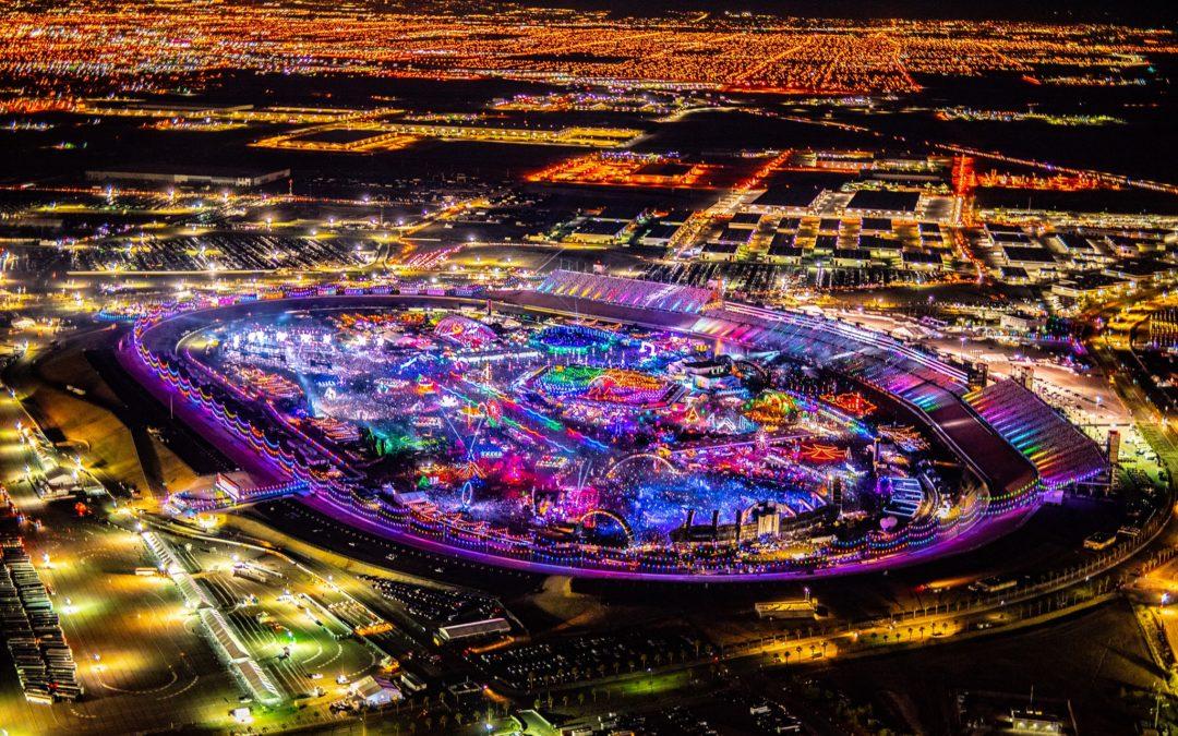 EDC : le gigantesque festival de Las Vegas aura lieu virtuellement ce week-end