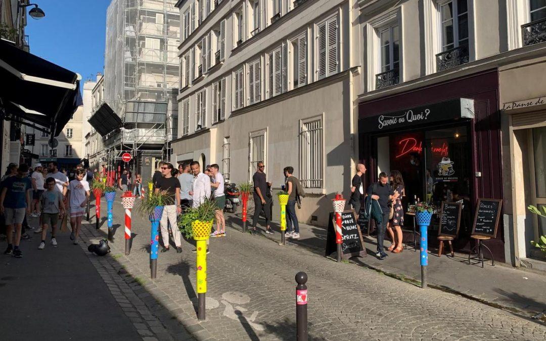 À Paris, les drive-bar voient le jour pour le plus grand plaisir des clients