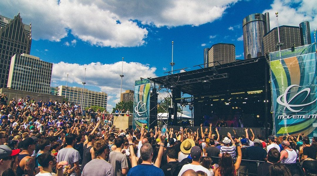 Detroit : le festival Movement rassemble les pionniers de la techno pour son livestream