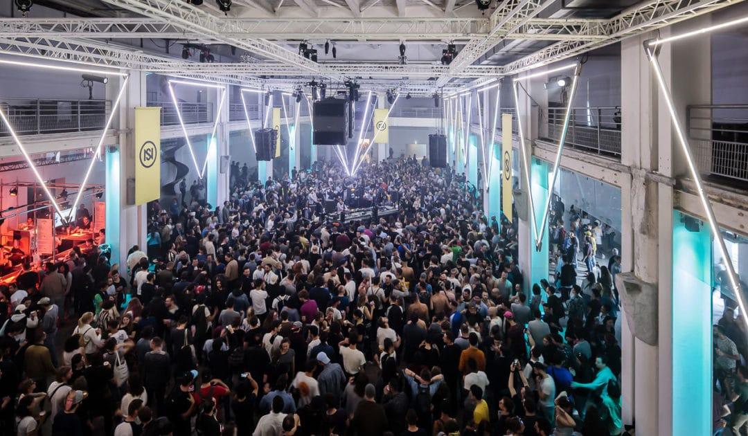 Nuits Sonores : le festival lyonnais rediffuse ses éditions toute la semaine !