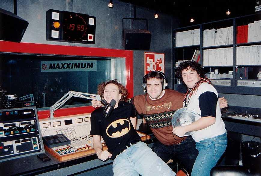 Radio FG vient de relancer Maxximum, la mythique radio techno et house des '90s