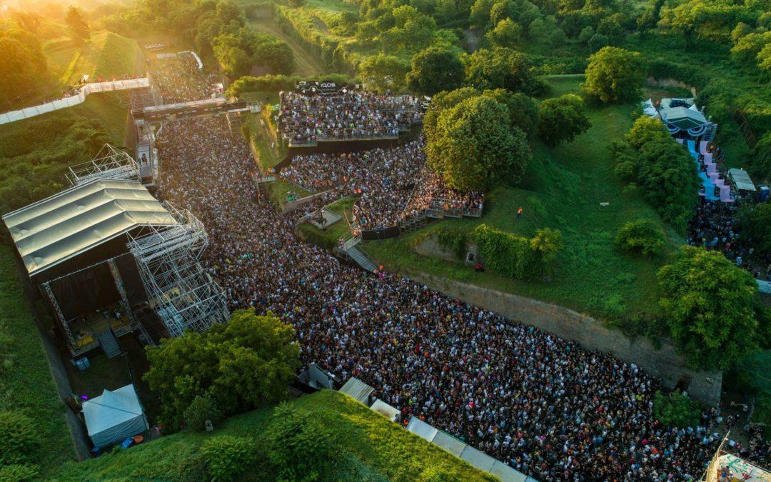 L'Exit Festival est officiellement le seul grand festival européen maintenu cet été