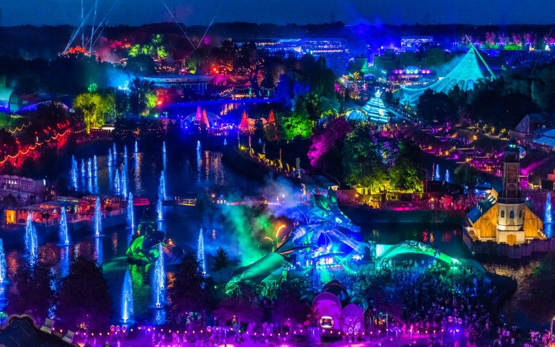 Tomorrowland lance le plus gros festival digital au monde, sur 8 scènes