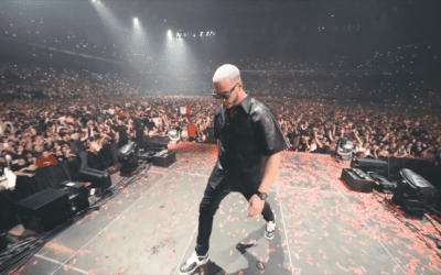 Le concert de DJ Snake à La Défense Arena va être diffusé au cinéma