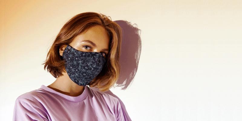 Le festival Tomorrowland lance sa collection de masques